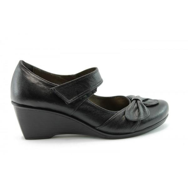 Дамски обувки на платформа МИ 60Ч