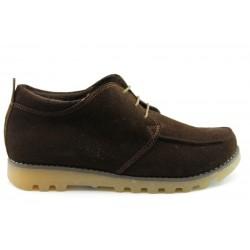 Дамски обувки-кларк НБ 3020К.В.