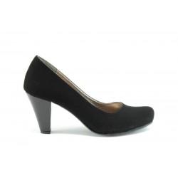 Дамски обувки на ток ЕО 120Ч.В.