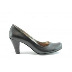 Дамски обувки на ток ЕО 120Ч.К.