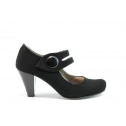Дамски обувки на ток ЕО 100Ч.В.