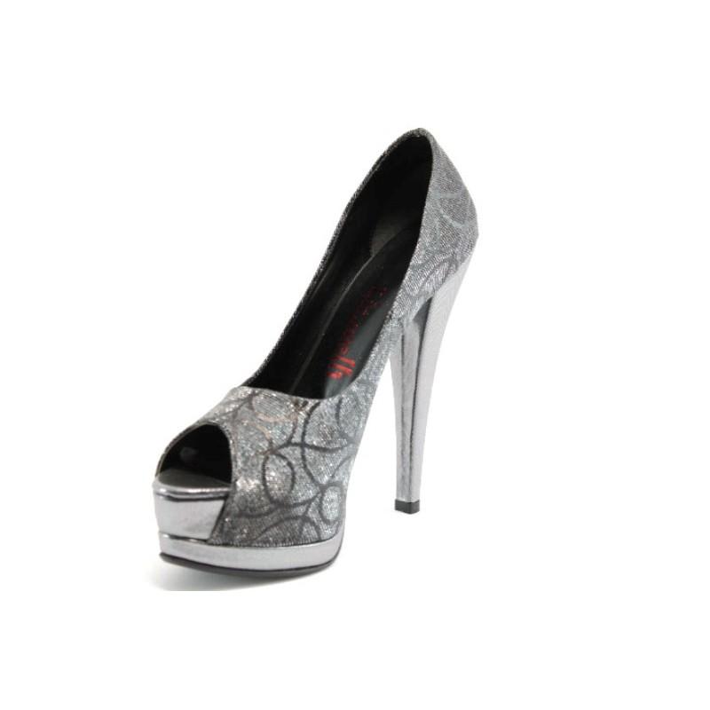 Дамски обувки на висок ток МИ 4425Т.С.
