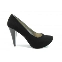 Дамски обувки на висок ток ЕО 200Ч.В.