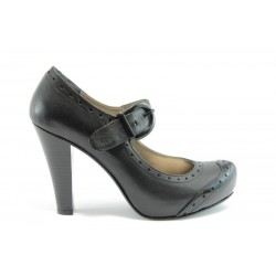 Дамски обувки на висок ток МИ 74Ч