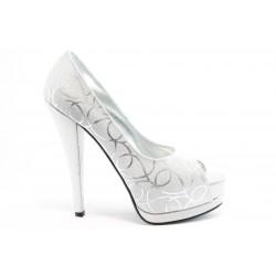 Дамски обувки на висок ток МИ 4425С