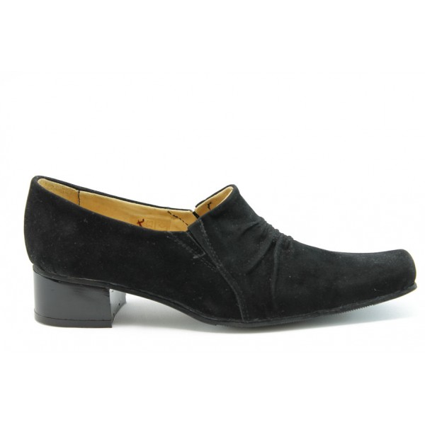 Дамски обувки от естествен велур НЛ 200