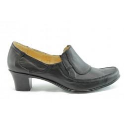 Дамски обувки от естествена кожа НЛ 6-6160