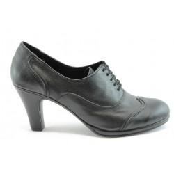 Дамски обувки с връзки НЛ 84