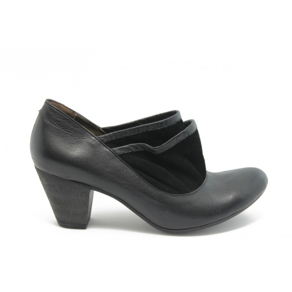 Дамски обувки АК 401черно