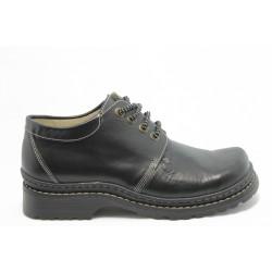 Дамски равни обувки АК 101 черни