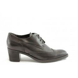 Дамски обувки с връзки ГО 30403к