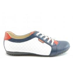 Спорни дамски обувки естествена кожа МИ036СБ