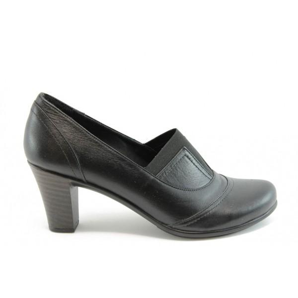 Дамски обувки на ток МИ 508Ч