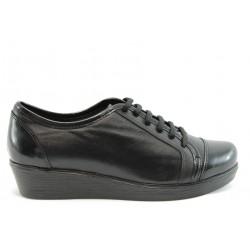 Дамски обувки с връзки МИ 201ч
