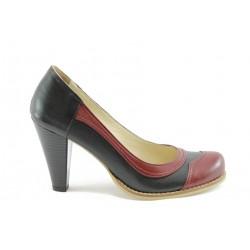 Дамски елегантни обувки МИ 608ч.ч