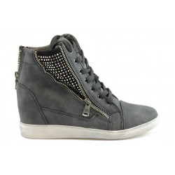 Дамски обувки на платформа ПИ 1143Ч