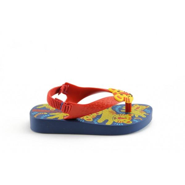 Бебешки гумени сандали Ipanema 80951Червен