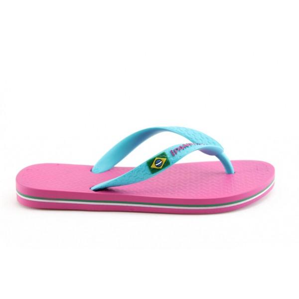 Гумени чехли Ipanema 80416 Розово-сини