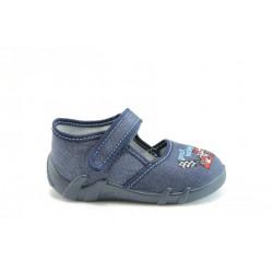 Анатомични детски обувки МА 13-105 т.син 20/25