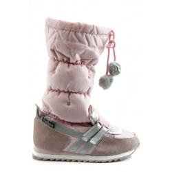 Детски високи апрески Bulldozer 11045 розови