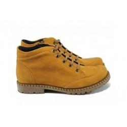 Обувки от набук
