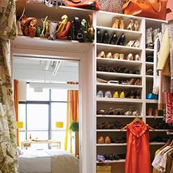 Интелигентни идеи за съхранение на обувките