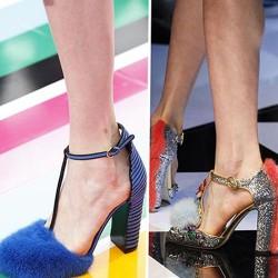 Модни тенденции при дамските обувки до глезените  Публикувана на 03.01.2017 | Обновена на 05.01.2017 |