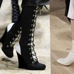 Дамски обувки/ зимни тенденции