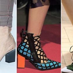 Тенденции при дамските обувки за 2017 година