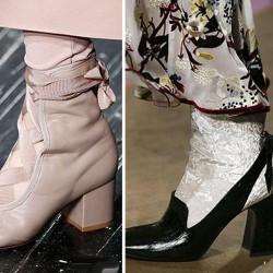 Модни тенденции при дамските боти и ботуши за зимата