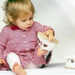 Как да изберем бебешки обувки?
