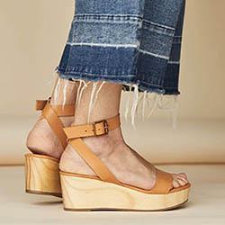 Модните обувки на лятото