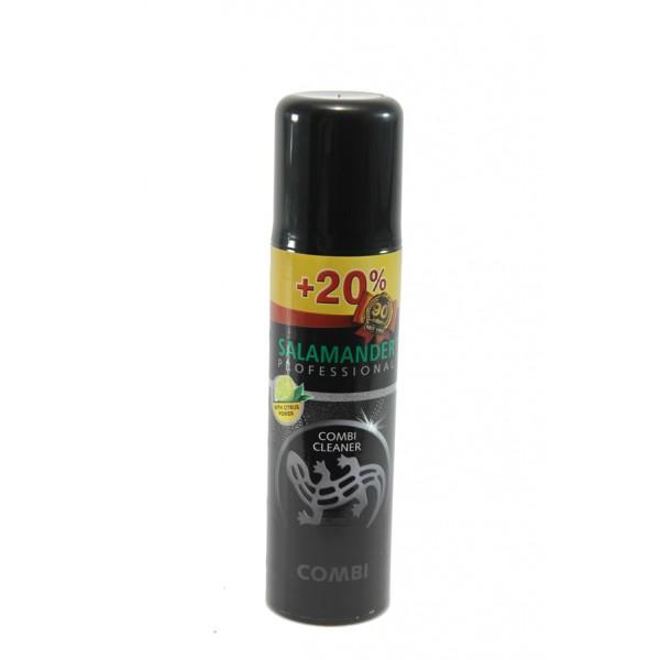 Почистваща пяна за всички видове кожи и текстил Salamander 8051