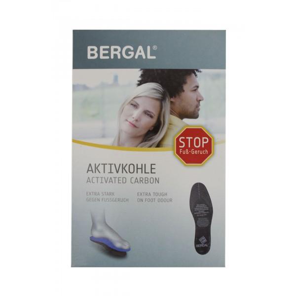 Стелки с активен въглен за изрязване Bergal 6980