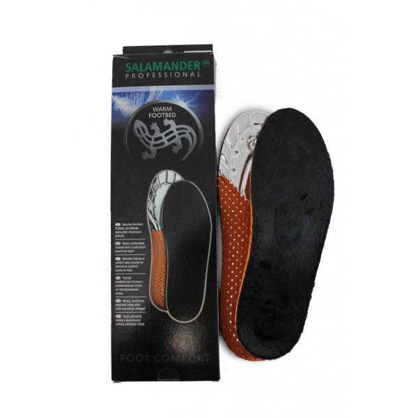Анатомични стелки за студените дни Salamander 8707 | Стелки за обувки | MES.BG