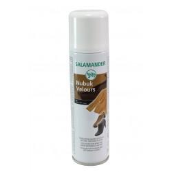 Освежаващ цвета спрей за обувки от велур и набук Salamander 8281 009 черен | Козметика за обувки | MES.BG