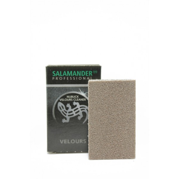 Гумичка за почистване на набук Salamander 8145