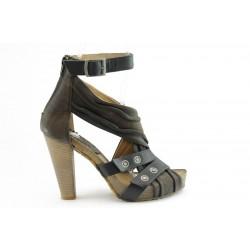 Дамски сандали на висок ток ИО 1128К