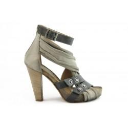 Дамски сандали на висок ток ИО 1128Б