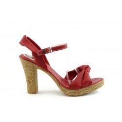 Дамски сандали на ток МИ 18ЧВ