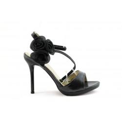 Дамски сандали на висок ток ФР 429Ч