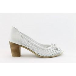Дамски летни обувки на ток МИ 15Б