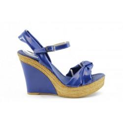Дамски сандали на платформа МИ 18 С.Л.