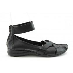 Равни дамски сандали АК702Ч