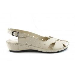 Равни дамски сандали АК2501Б