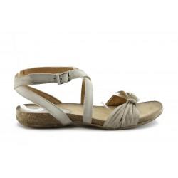 Равни дамски сандали ИО1277Б