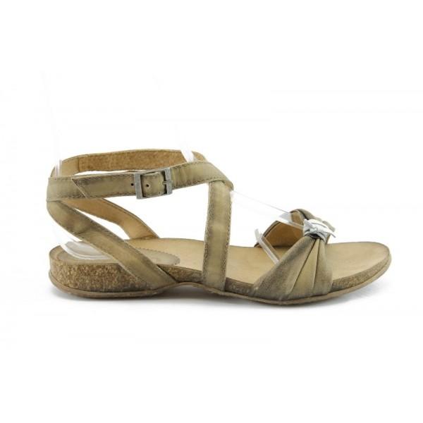 Равни дамски сандали ИО1277К