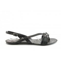 Равни дамски сандали ИО609Ч