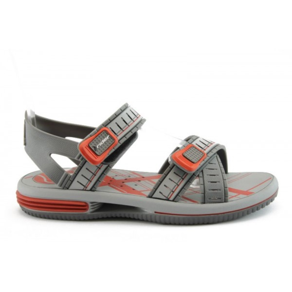 Гумени сандали Rider 80605СиЧВ