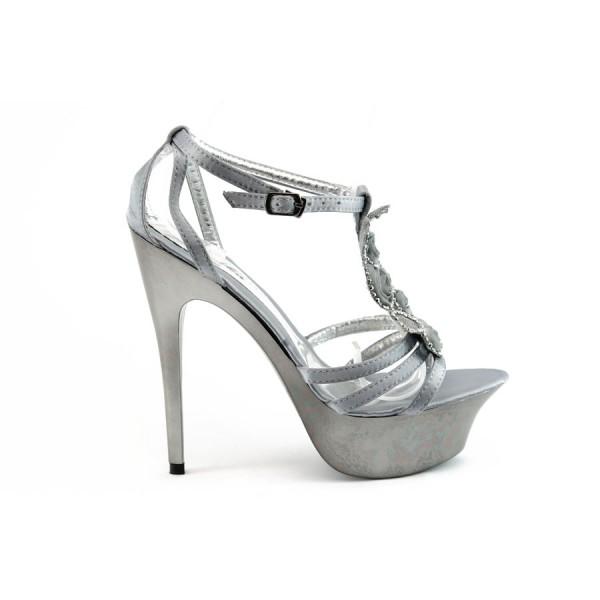 Дамски сандали на висок ток ФР H30С